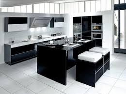 modele de cuisine ouverte sur salon decoration cuisine americaine salon maison design bahbe com