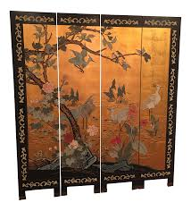 vintage u0026 used asian screens and room dividers chairish