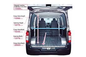 nissan cargo van interior nissan nv350 panel van mt euro5 wunder auto pte ltd