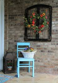 how to beautify your house outdoor wall décor ideas rustic