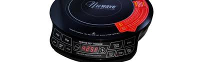 Nuwave Cooktop Manual Nuwave Pic Titanium 1800w Portable Induction Cooktop Storefront