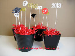centerpieces for graduation graduation centerpieces party favors ideas