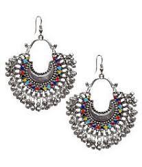 types of earrings for women chandeliers type earrings buy chandeliers type earrings online at