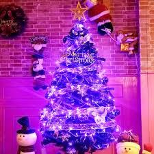 royal blue bowknot 59 high pet material christmas tree