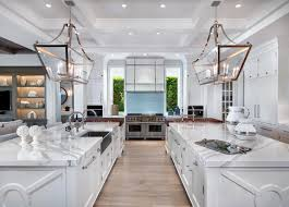 kitchen kitchen showroom black backsplash recessed lighting