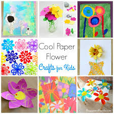 cool paper crafts 12 cool paper flower craft for buggy and buddy