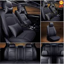 2010 ford f150 seat covers us pu leather black seat covers for ford f 150 2010 2016 durable