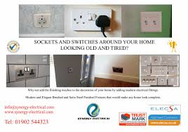 modern electrical switches synergy electrical customer blog