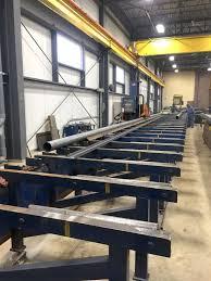 used machinery used steel fabricating machinery