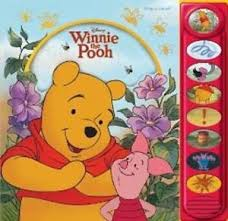 winnie pooh books ebay