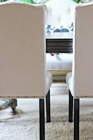 Custom Upholstered Dining Chairs Sofa Elegant Adding Nailhead Trim To Sofa Custom Upholstered