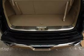 inside toyota highlander get cheap 2016 highlander rear bumper trim aliexpress com