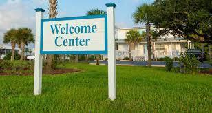 welcome center mexico beach