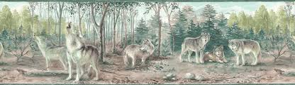 wolf wallpaper border wolf wallpaper border wall murals and