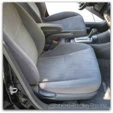 Car Seat Re Upholstery How To Clean Car Upholstery Can Be Much Easier Than You Have Been