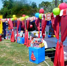 halloween carnival party ideas carnival booths made from pvc pipe block party kids fun