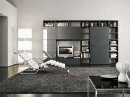 living room elegant white simple living room cabinet design on
