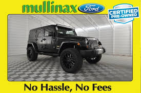 2013 jeep wrangler mileage used jeep wrangler unlimited 2013 for sale in apopka fl