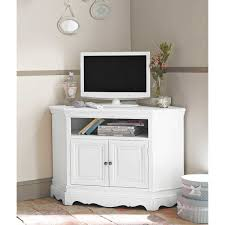 corner tv stand with glass doors bedroom modern minimalist corner media stand furnished with two