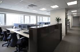 commercial office interior design services