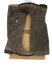 ugg s mammoth boots ugg australia s mammoth boots fringe knee high waterproof