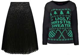 5 ways to wear your ugly christmas sweater