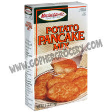 potato pancake mix manischewitz gopher delivery shop now products