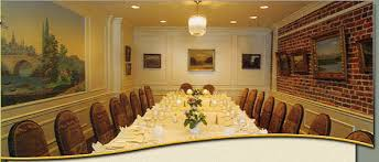 Private Dining Rooms Dc La Bergerie Banquet Facilities Business Meeting French