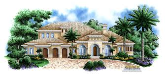 House Plans Mediterranean Unique House Plans Narrow Lot Odd Lot Unique Lot Home Plans