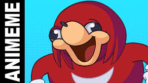 Animated Meme - da wae queen knuckles animated meme youtube