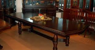 Mahogany Dining Room Furniture Mahogany Dining Table Composition And Idea 12141 Wallpaper