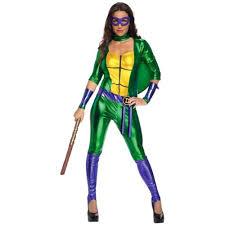Blue Ninja Turtle Halloween Costume Teenage Mutant Ninja Turtle Costume Female Superhero
