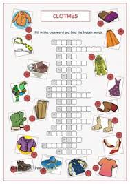 picture crossword puzzles great spelling worksheets for kids