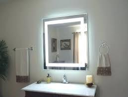 wall vanity mirror with lights behind mirror lighting outstanding bathroom vanity mirrors with