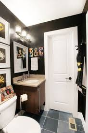Lowes Bathroom Makeover - decorating with style a sophisticated superhero bathroom makeover