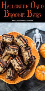 halloween oreo brookie bars valerie u0027s kitchen