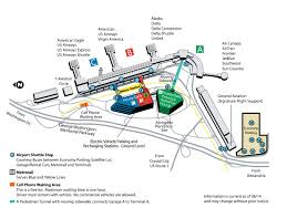 Washington Dc Parking Map by The Best Online Resources For Reagan National Airport Parking