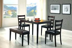 gray dining table with bench small dining table set with bench dining room sets with bench seat