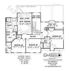 auburn a house plan house plans by garrell associates inc