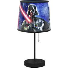 desk lamps for kids rooms table lamps for kids room with star wars darth vader lamp walmart