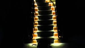 led stair lights motion sensor guideline to install led stair