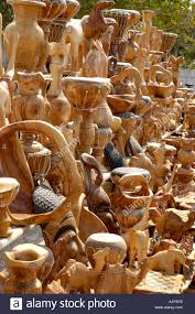 wooden carved ornaments for sale in tunisia on market hammamet