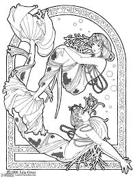 unique fantasy coloring pages 79 additional download coloring