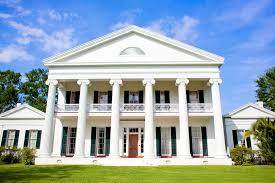 building a plantation style home home styles