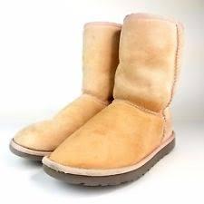 womens ugg australia grey josette boots ugg australia s josette gray grey genuine boot with
