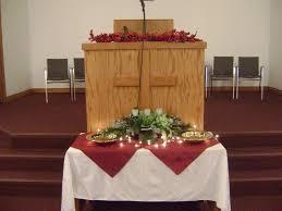 a living sacrifice christmas decorating