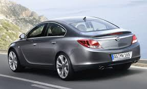 opel insignia 2009 opel insignia car news news car and driver