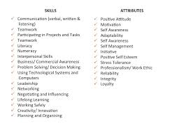 management skills in resume list skills on resume 22 best employability skills images on