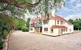 britain s richest villages telegraph