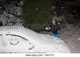 windermere cumbria 16th january 2016 uk weather 4 inches of snow